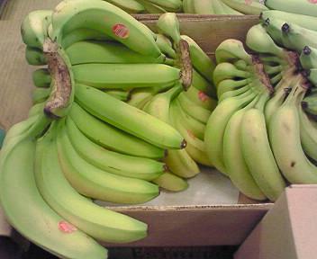 バナナ品薄